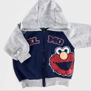 "Sesame Street ""Elmo"" sweater"